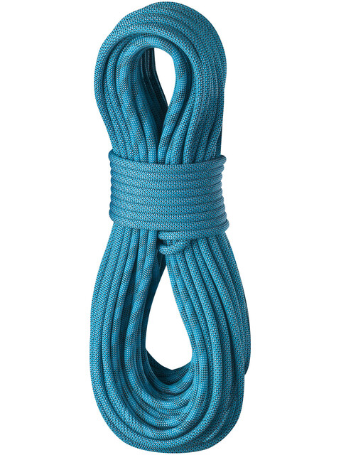 Edelrid Topaz Pro Dry CT Rope 9,2mm 70m icemint-snow